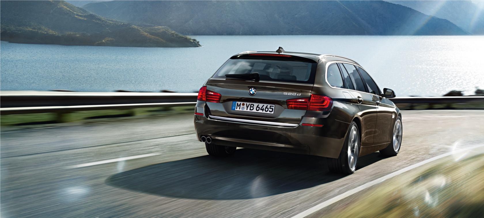 BMW 5 Series: Vehicle equipment