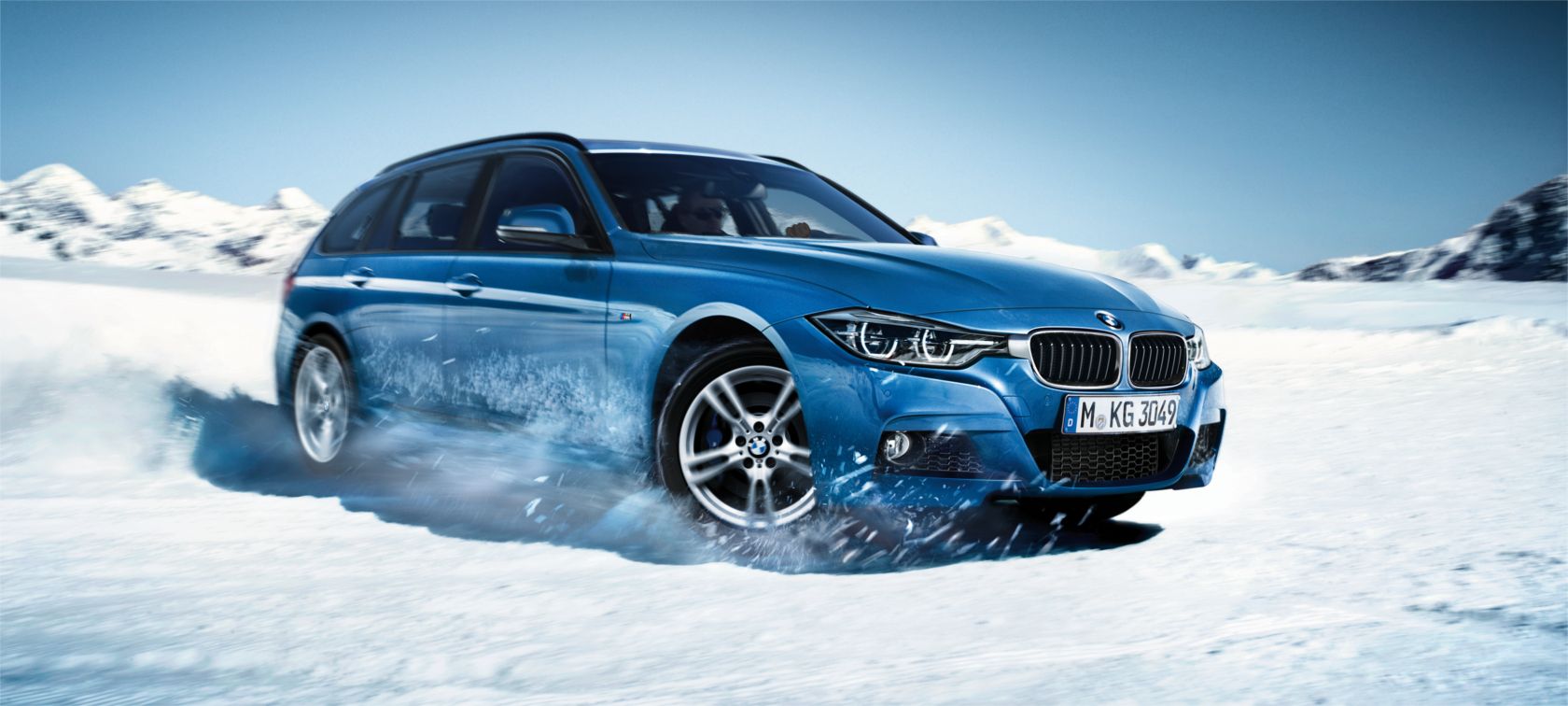 BMW accessories and service offers for autumn and winter
